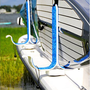 Get the Best Out of Spring Break with Paddle Board Racks for Boats